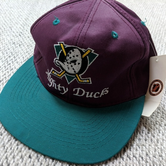cac349a3f24 NWT D S Mighty Ducks CCM American Needle Snapback